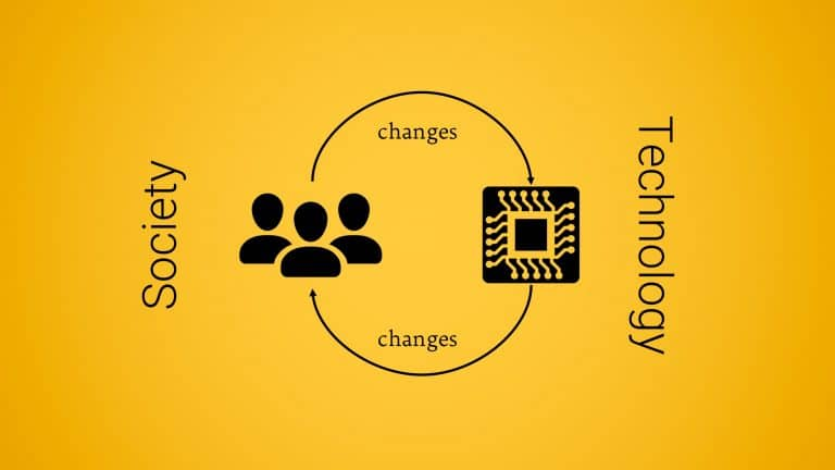Why Innovate: 3 Ways Society and Technology Change Each Other