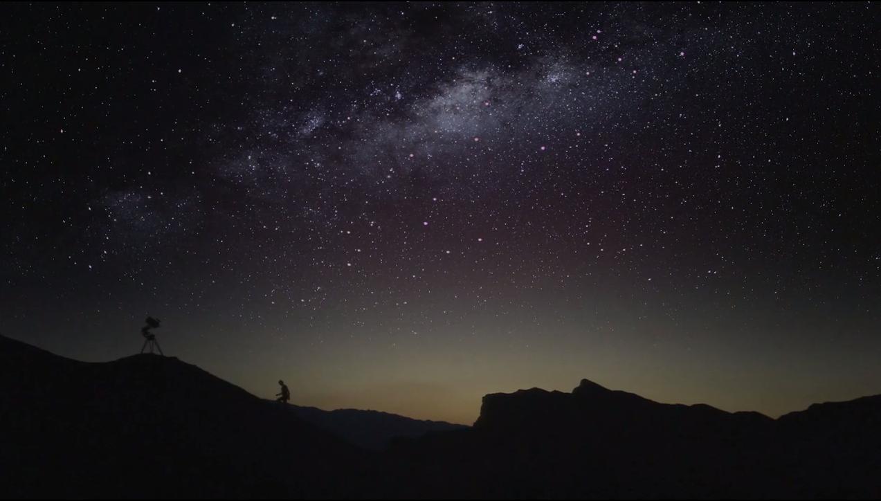 BBC: Wonders of the Solar System (Brian Cox w/ telescope)