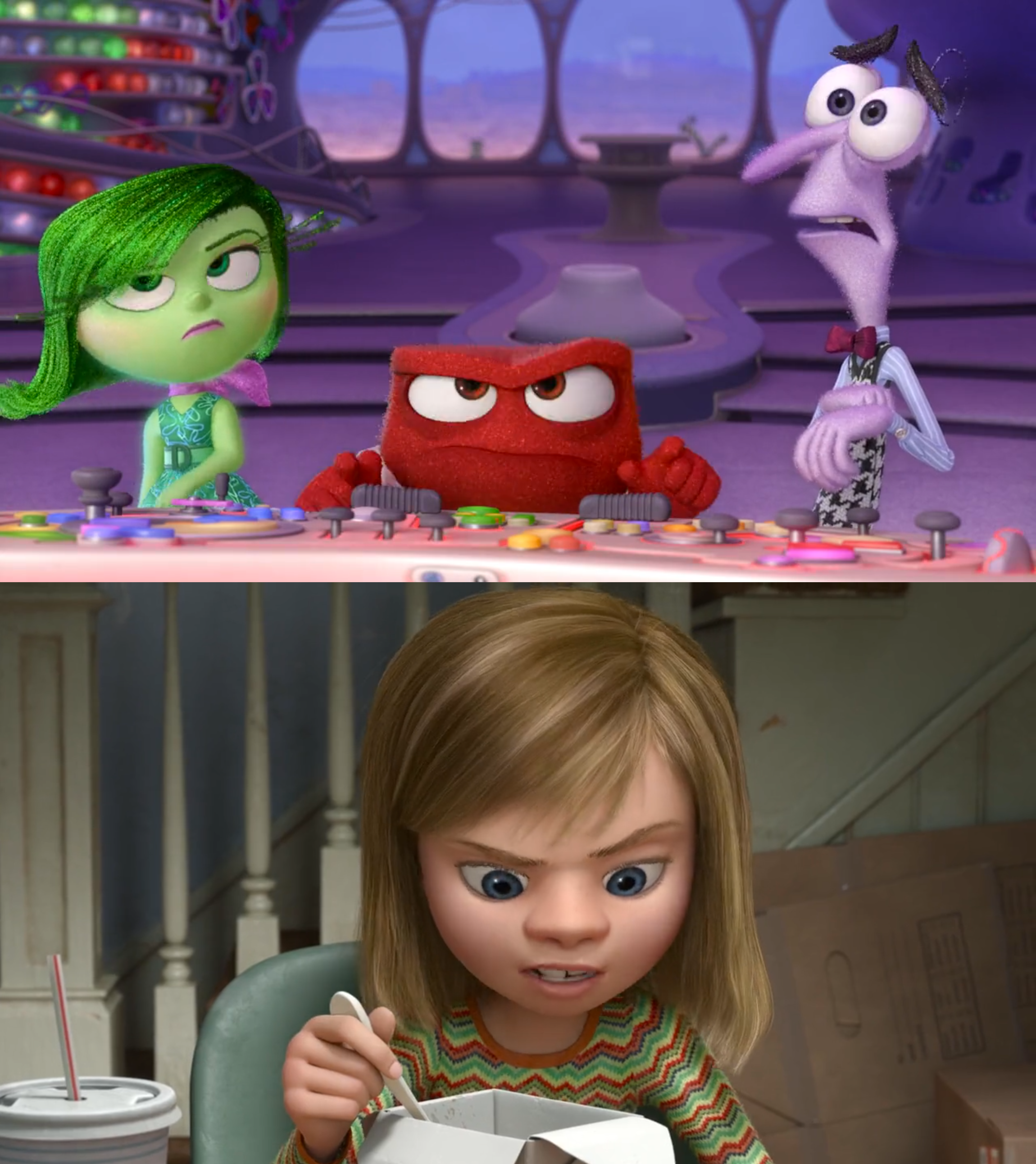 Image Result For Inside Out Sadness