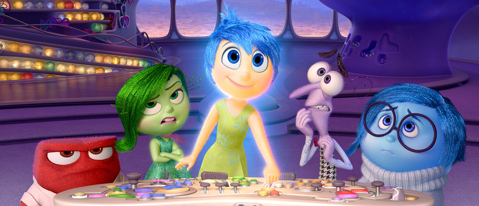 Lessons I Learned from Pixar's Inside Out