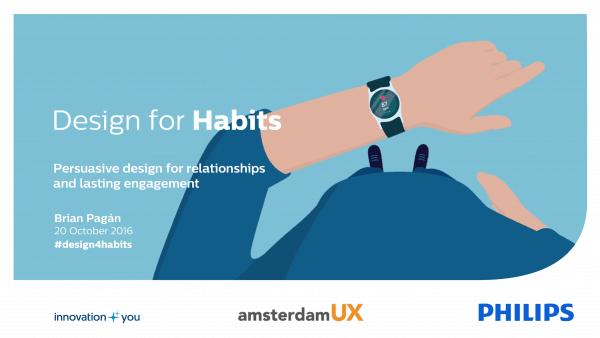 Design for Habits