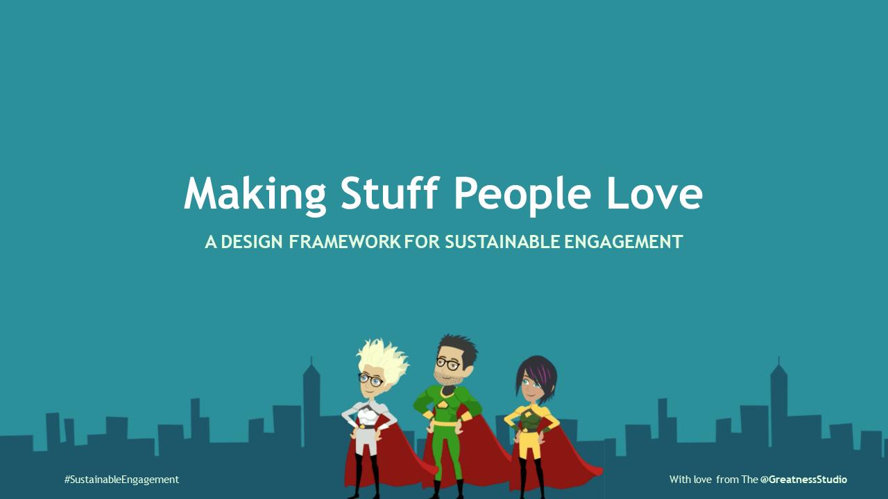 Making Stuff People Love - brianpagan.net