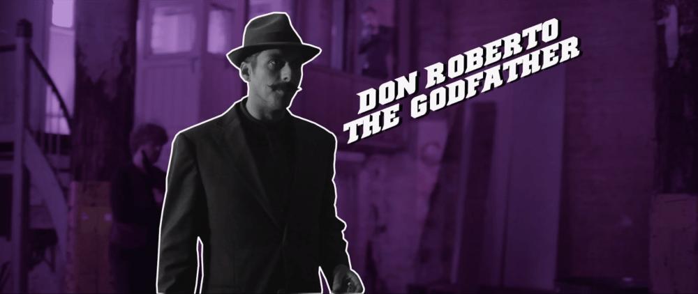 Shithole - The Godfather
