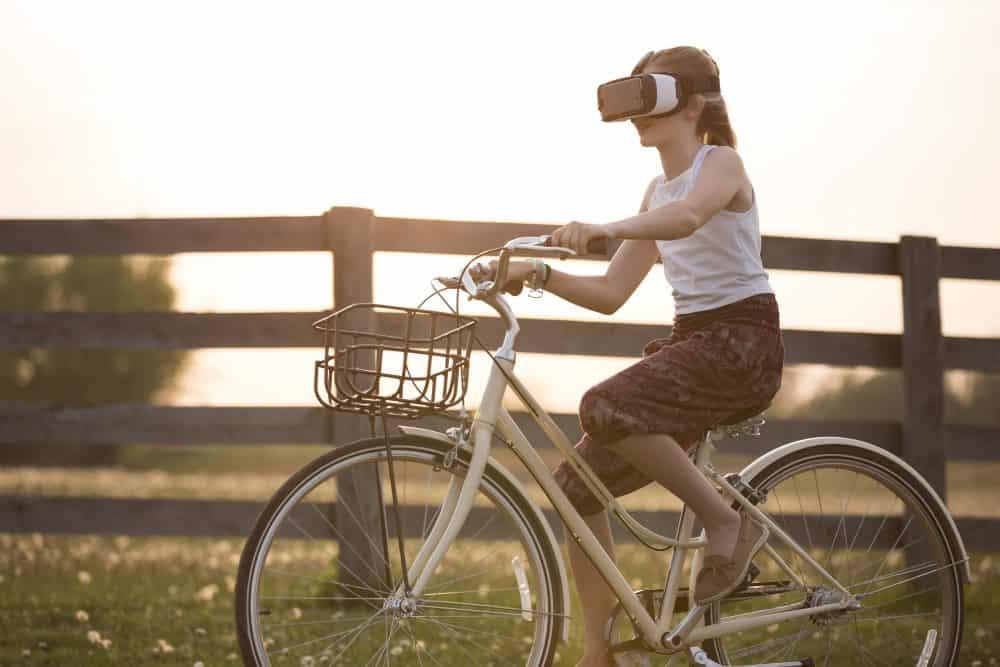 Virtual reality is virtual