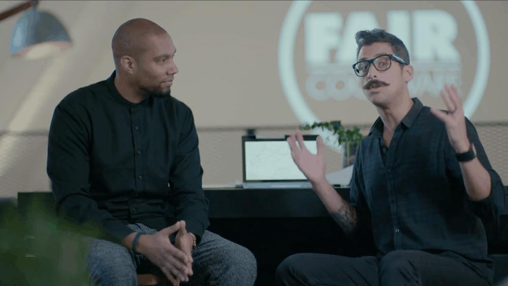 Co-Founders Talking