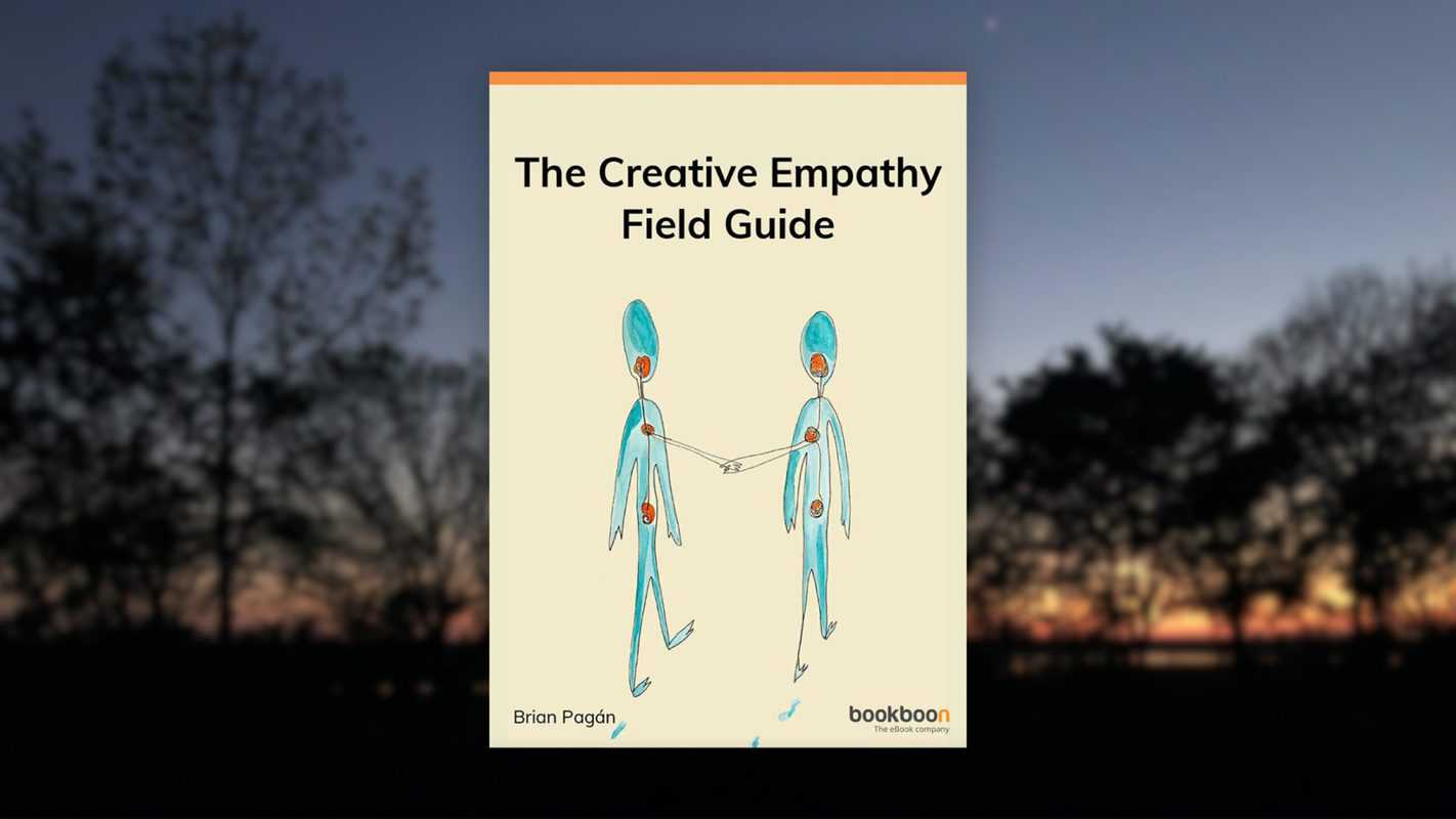 The Creative Empathy Field Guide (Official Cover)